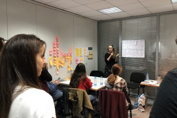 Design Thinking Workshop for the Youth Board of Cyprus